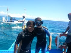 Would you consider scuba diving as Homeschooling..?