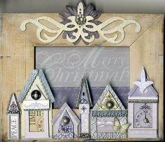 love the little houses