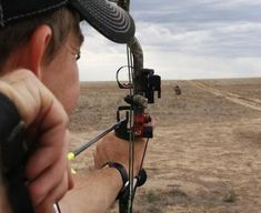 long distance archery #BowHunting