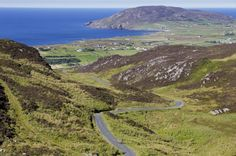 Manmore Gap, Inishowen - Wild Atlantic Way Three Days To See, Wild Atlantic Way, Road Trip Planner, Tours, Donegal, Travel Information, Ireland Travel, Plan Your Trip, Countries Of The World