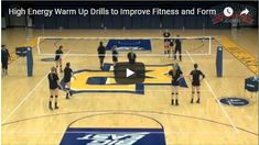 Volleyball Warm-up Drill: High Energy Continuous Butterfly This is a high energy, high repetition volleyball warm-up drill that requires players to communicate and concentrate while moving quickly Volleyball Warm Ups, Volleyball Skills, Volleyball Photos, Volleyball Memes, Volleyball Practice, Volleyball Setter, Softball Senior Pictures, Volleyball Training, Volleyball Workouts