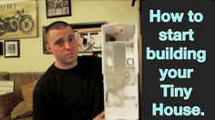 How to Design & Build your own Scale Model Tiny House - by Alex Pino on December 27, 2013