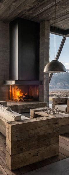 Mountain Living - Perfect Outdoor Retreat