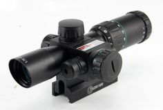 83.02$  Watch now - http://ali9tp.worldwells.pw/go.php?t=32366649040 - Outdoor Sports Optics Sniper Deer Hunting Scope 1.75-5X24/E Red Green Illuminated Riflescope+ Red Laser 83.02$