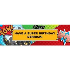 I found this great Birthday Party idea on BirthdayExpress.com. Birthday Express helps create memories that last a lifetime - click here to start the fun!