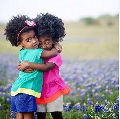 Adorbs! - http://www.blackhairinformation.com/community/hairstyle-gallery/kids-hairstyles/adorbs/ #kidshairstyles