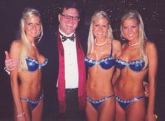"Playboy Bunny's ""The Triplets"" -   Nicole, Erica and Jaclyn Dahm"