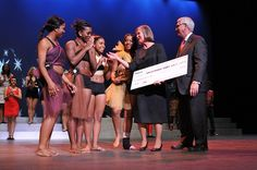 2nd Place Winners Hazelwood East High School / Sabrina Harris, Intisar Faulkner, Ashle Rene Pegues,Vesta Green