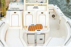 2014 Sea Fox 249 Avenger Side Console