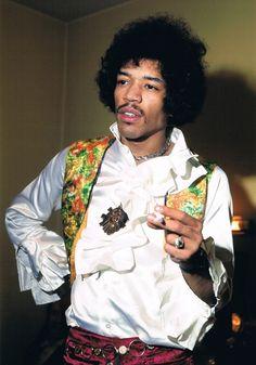 If I'm free, it's because I'm always running. Jimi Hendrix