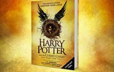 E pronto, haverá mais um livro de Harry Potter