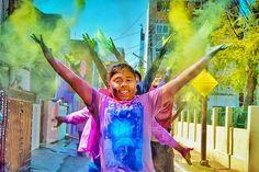 #Holi #Colors