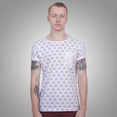 Camiseta Âncoras Pocket //