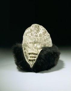 Hat from Boyar costume, 1902-3, Russia.