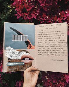 24 Exclusive Image of Scrapbook Aesthetic Pink . Scrapbook Aesthetic Pink Abecedarian As Empty Canvas After Safia Elhillo Poetry Art