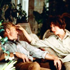 Out of Africa (1985) by Sydney Pollack Robert Redford and Meryl Streep
