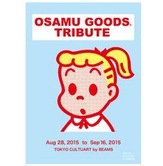 OSAMU GOODS TRIBUTE