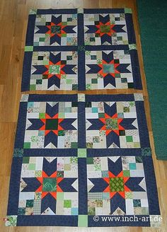 Inch-art: Jared takes a wife / Blackford Beauty (pattern by Bonnie Hunter) Star Quilts, Scrappy Quilts, Quilt Blocks, Quilting, Bonnie Hunter, Ukraine, Quilt Patterns, Coasters, Take That
