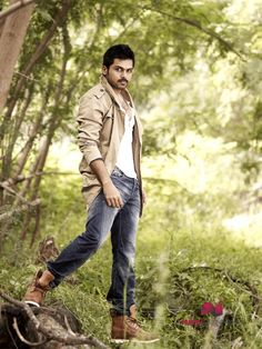 Actor Karthi New Stills