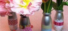 Artesanato com potes de iogurte – Modelos criativos