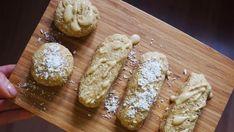 Raw proteinové arašídové tyčinky