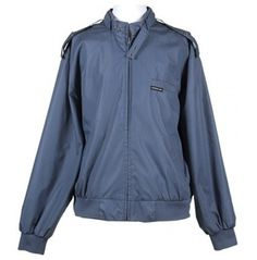 Members Only Jacket - You were not 'cool' unless you had one of these babies.