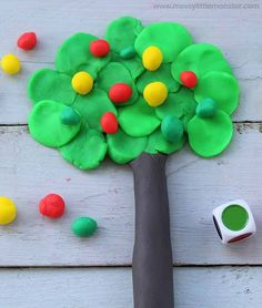 apple theme counting activity Apple Activities, Counting Activities, Craft Activities For Kids, Apple Art, Red Apple, Apple Outline, Apple Template, Apple Crafts, Apple Theme