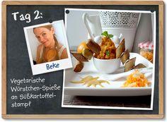 Da bekommen wir gleich Hunger: Bloggerin Beke stellt tolle Kinderrezepte vor. Guten Appetit!