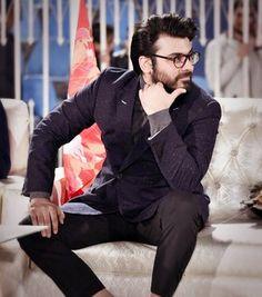 Ambassador of Islamabad United ,Fawad Khan Handsome Indian Men, Handsome Boys, Fawad Khan Beard, Anniversary Dress, Designer Suits For Men, Indian Man, Pakistani Actress, Cute Actors, Pakistani Bridal