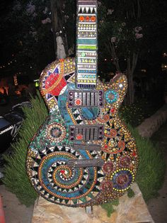 guitar....if i could play... :P