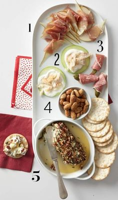 Five Almost-Instant Appetizers