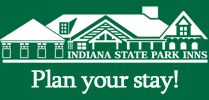 Indiana State Park Inns are wonderful places to stay!