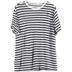 T By Alexander Wang Short Sleeve T-Shirt