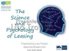 the science & psychology of apartment leasing