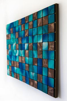 Sky Windowst | design Liliana Stoica original artwork design - 3D wood wall art - wood on wood - acrylic on wood - color on wood - woodcut - mosaic wood - wood panel What are you feeling looking at the window? That beautiful moment for dreaming, getting inspired, looking, searching for