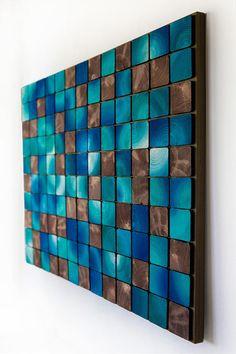Sky Windowst - Home Decoraiton Wooden Wall Art, Wooden Walls, Artwork Design, Wall Design, 3d Design, Wood Mosaic, Art Decor, Decoration, Pallet Art