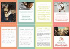 Este es un librito de la Santa Cena para cumplir con la Experiencia 4 de Fe en el Progreso Personal, pero todos pueden utilizarlo cada domingo para recordar nuestros convenios bautismales.