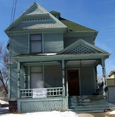 Eastlake Style Victorian Home in Jackson, Michigan