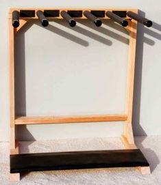 snowboard upright rack - Google Search