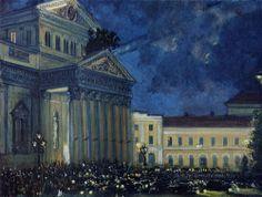 The Bolshoi Theatre (1947) Gerasimov A.M.