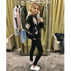 Lucy Williams   Fashion Me Now @lucywilliams02 Florals? For spri...Instagram photo   Websta (Webstagram)