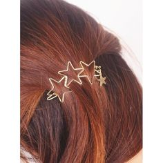 3.16$  Buy here - http://di0b6.justgood.pw/go.php?t=201011201 - Hollow Out Star Tassel Hairpin 3.16$