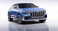 Tecnologica-mente Angela: Audi: debutto dei modelli  Q8 e SQ5 al Salone Detr...