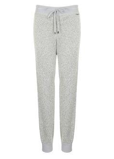 Pantalon homewear Cozy  Plush  Gris by CALVIN KLEIN UNDERWEAR