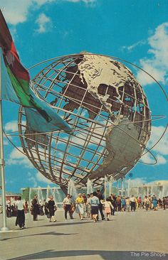 Unisphere - 1964-65 New York World's Fair