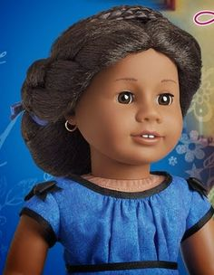 Living A Doll's Life : Addy's BEFOREVER Meet Hairstyle (Requested Tutoria...