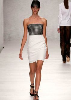 Refined sporty: Top Spring 2014 fashion trend