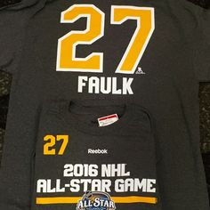 Justin Faulk All-Star tees now available now at The Eye! ee213fd8e