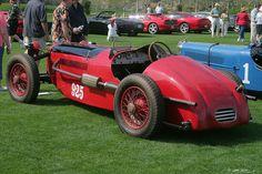 1932 Lancia Dilambda MM Roadster