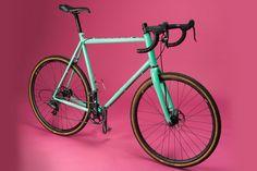 Breismeister Bicycles steel cross frame
